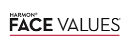 Harmon Face Values logo